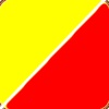 Yellow / Red