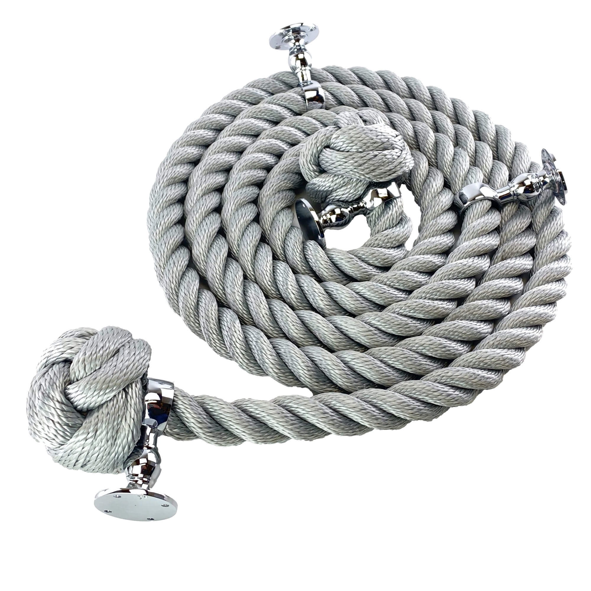 Grey Synthetic Rope