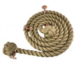 natural jute bannister rope copper bronze1