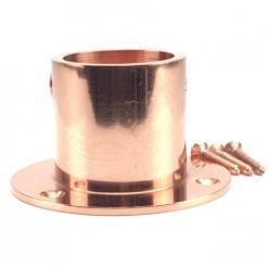 40mm copper bronze cup end rope fitting 2