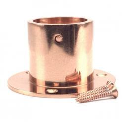 40mm copper bronze cup end rope fitting 3