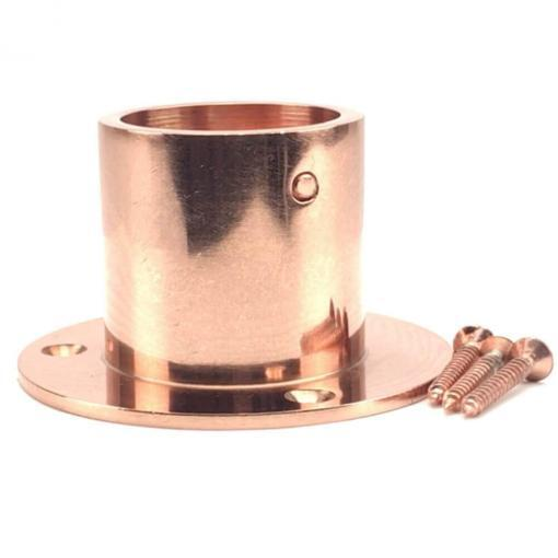 40mm copper bronze cup end rope fitting 5