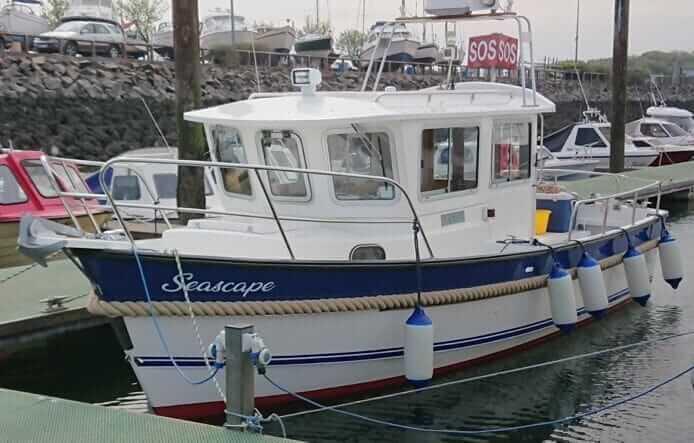 Hardy Fender Boat