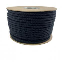 10mm black magicians cord 1