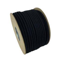 10mm black magicians cord 2